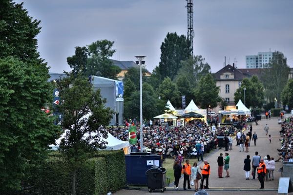 ArgosGuard Potsdam beim Stadtwerkefest 2016
